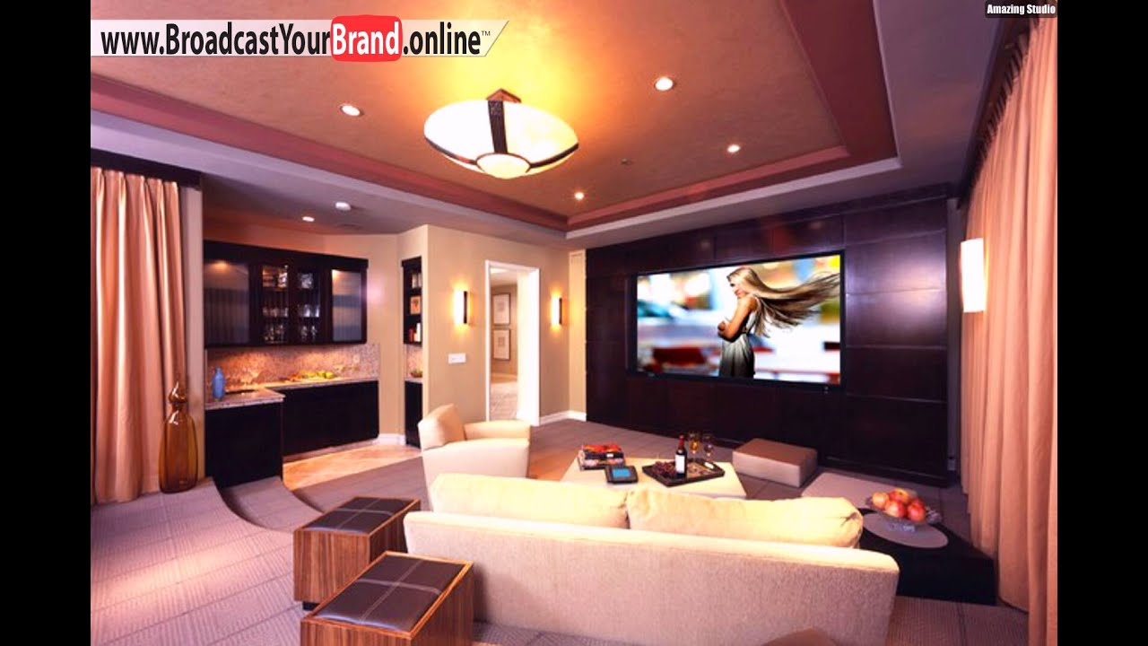 Image Result For Small Tv Room Design Ideas