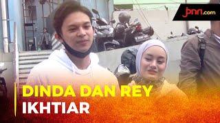 Usai Bulan Madu, Dinda Hauw dan Rey Mbayang Ikhtiar Dapatkan Momongan - JPNN.com