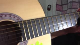 Co nhung khi mot minh - guitar phuongcei