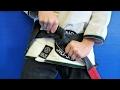 How to Tie a Brazilian Jiu Jitsu Belt!   LiveTheMachLife