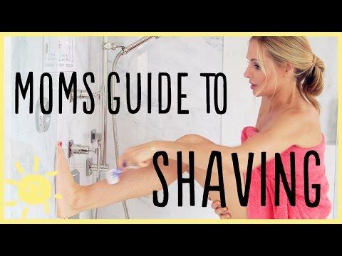 MOMS GUIDE TO SHAVING (feat. Venus Swirl)