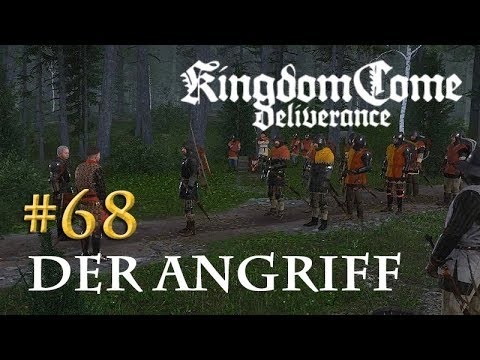 Let's Play Kingdom Come Deliverance #68: Der Angriff (Tag 41 / deutsch)