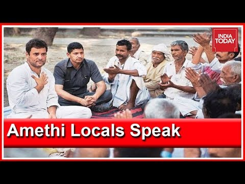 Dwindling Fortunes For Gandhi Family In Congress Bastion, Amethi? | Ground Report