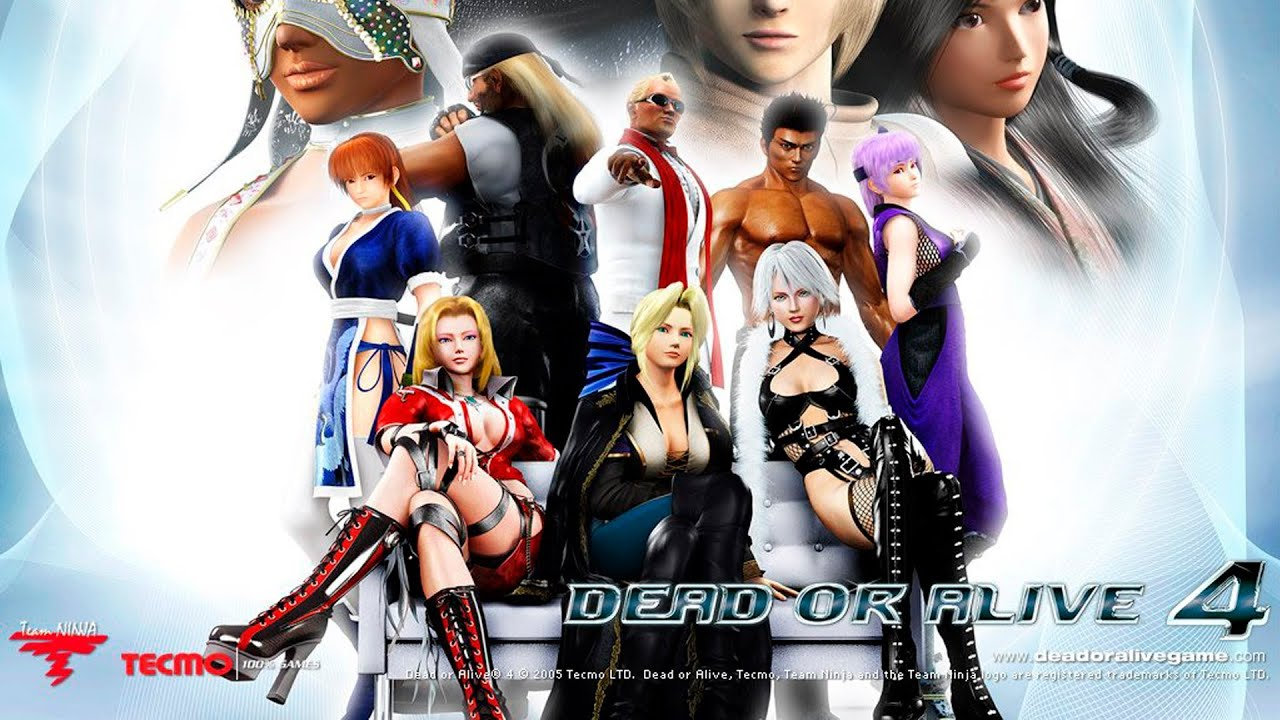 dead or alive movie characters wwwpixsharkcom images