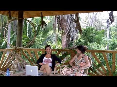 Marie-France Dayan of The Zen Investor on Sangha Intentional Community 1