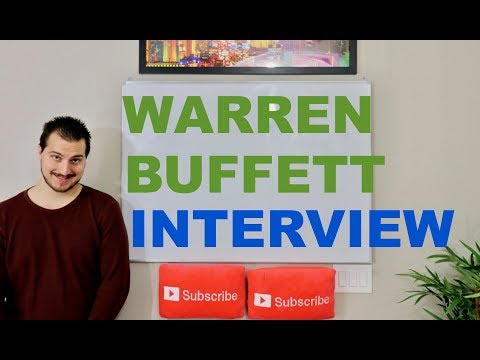 Warren Buffett CNBC Interview Analysis
