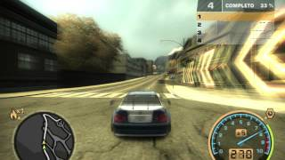 Need For Speed Most Wanted (2005) pc gameplay BMW M3 GTR