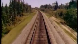 Canadian Railroad Trilogy with Awesome Video