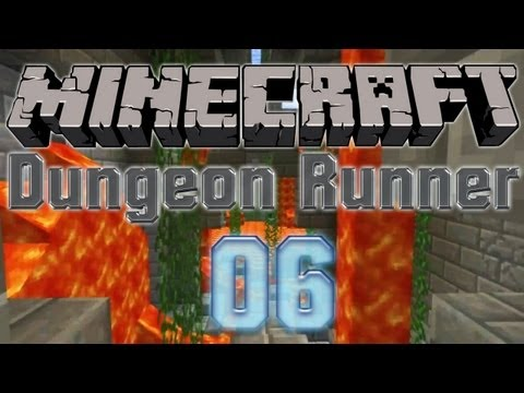 Let\'s Play Minecraft Adventure-Maps [Deutsch] [HD] - Dungeon Runner ...