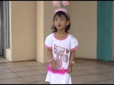 LAGU ANAK INDONESIA - KITTY KETTO - Cipt : Haris Wibowo