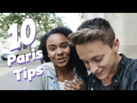 10 TIPS FOR STUDYING ABROAD IN PARIS