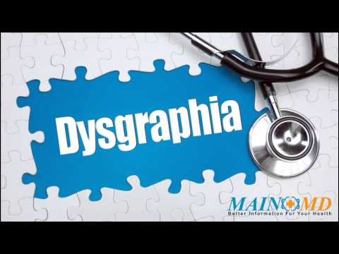 Dysgraphia ¦ Treatment and Symptoms - YouTube