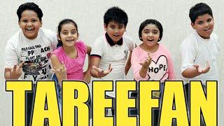 Tareefan | Veere Di Wedding | Badshah | Dance Choreography | Dance Master Studio