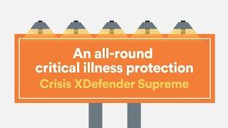 FWD Crisis XDefender Supreme