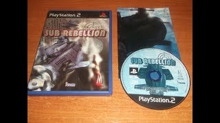 Quick Look | Sub Rebellion (2002) PlayStation 2 HD | the long forgotten PS2 Gem ...
