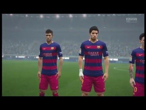 Ювентус-Барселона|Virtual Football 2016