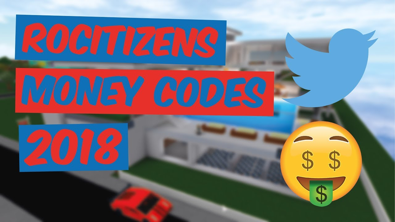 Rocitizens Money Codes Working 2020 Roblox Youtube
