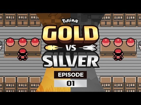 Pokemon Gold and Silver Versus - EP01 | Let's Dew This... AGAIN