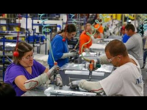 U.S. job growth steady but underwhelming?