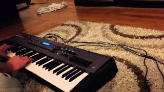 Childs play theme synth