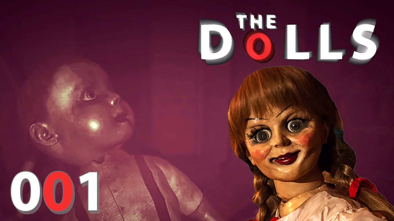 Horror Puppen