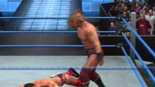 smackdown vs raw 2011 true superstar vs godspeed iz bmf