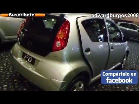 byd f0 f-zero 2013 colombia video de carros auto show expomotriz medellin 2012 FULL HD