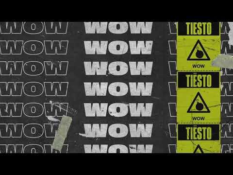 Tiesto - Wow (Xkuse Extended Edit)
