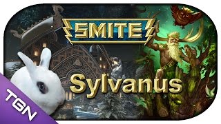 SMITE - New God: Sylvanus ► SMITE - Sylvanus Test [german/deutsch] [Tank/Guardian/Supporter]