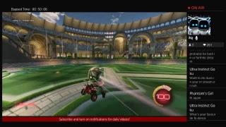 Rocket League PS4 Games + Giveaway!