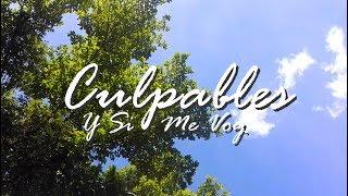 Culpables - Y Si Me Voy (Lyrics)