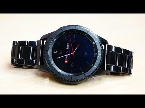 Бодрый керамический браслет для часов с Aliexpress. Идеален для Samsung Gear S3.