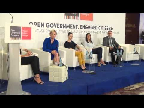 Open Government, Engaged Citizens: Closing Plenary