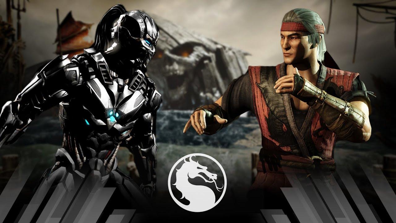 Download Mortal Kombat X - Triborg (Sektor) Vs Liu Kang (Very Hard)