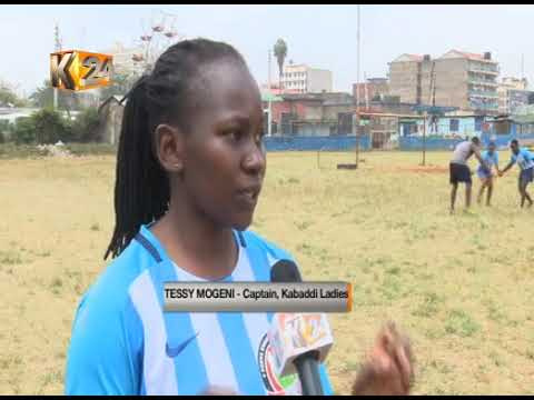 NAIROBI OPEN KABADDI TOURNEY