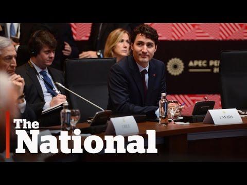 Trump, trade and the TPP dominate talks at APEC summit