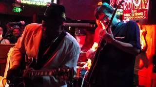 Roy Gaines at the Maui Sugar Mill Saloon, 4-20-2015 part 1