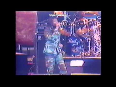 Lucky Dube - Sunsplash 1991 Preview