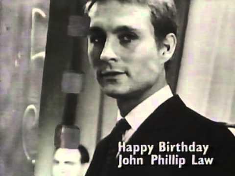 TNT Happy Birthday John Phillip Law