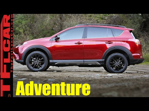 2018 Toyota RAV4 Adventure: Everything We Know About this Factory Lifted Crossover