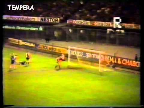 Feyenoord Rotterdam-Dinamo Tbilisi 1981