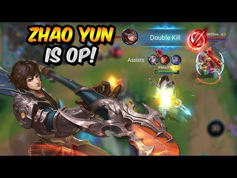 ZHAO YUN DAMAGE IS INSANE! - HEROES EVOLVED #2