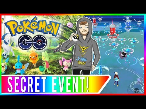 POKEMON GO SECRET EVENT IN SCANDINAVIA! Get the Event Coords and Latest News Here!