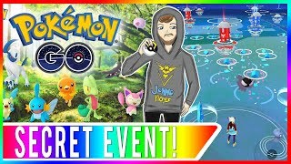 POKEMON GO SECRET EVENT IN SWEDEN MALL OF SCANDINAVIA! Get the Event Coords and Latest News Here!