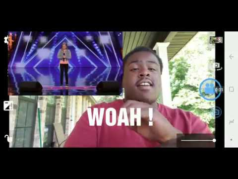 Ashley Burns America Got Talent Sings Aretha Franklin Reaction From Trey Tucker