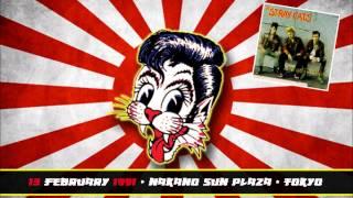 STRAY CATS - Cut Across Shorty (13.2.91 Tokyo)