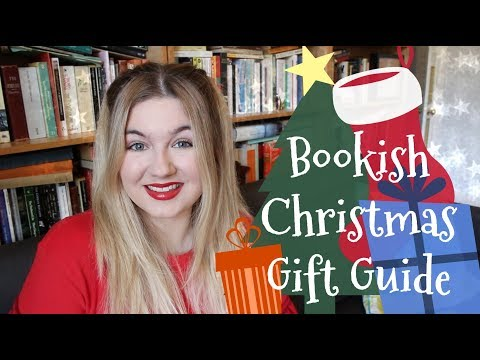 The 2017 Bookish Gift Guide 🎁