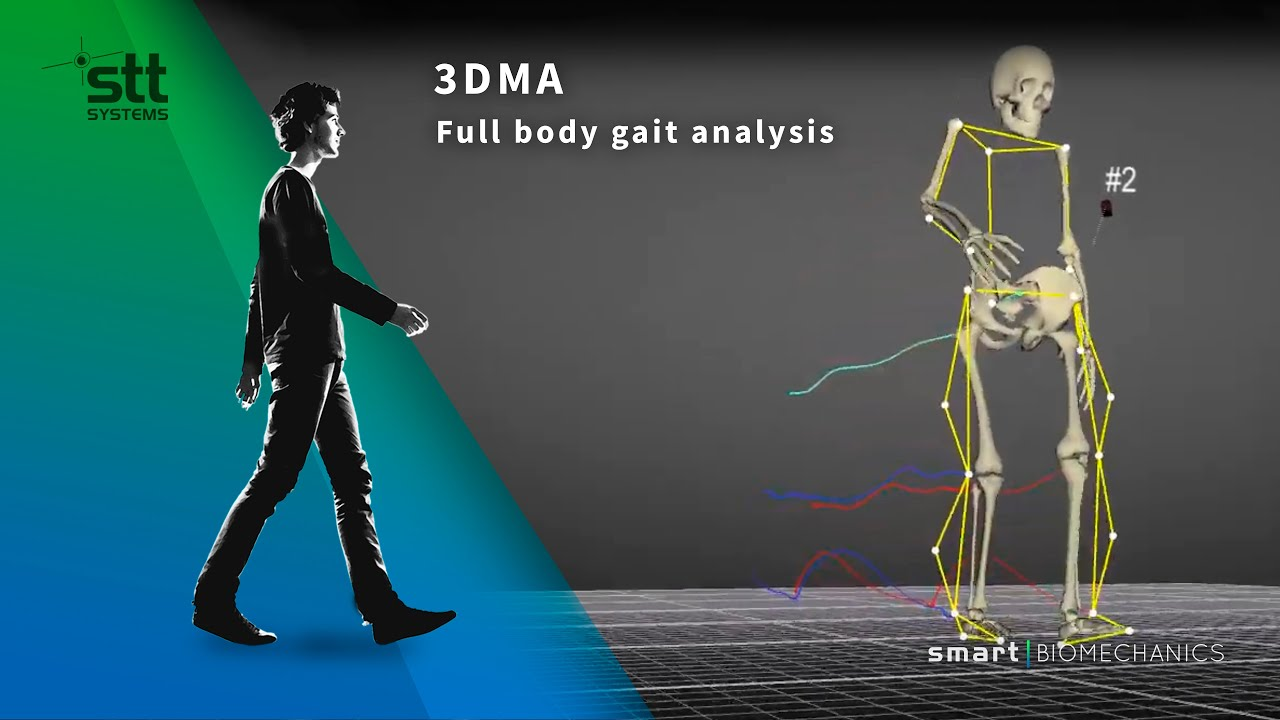 Full body gait analysis