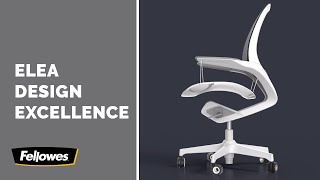 The Elea Office Chair Design Story