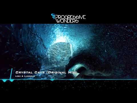 Lesh & Lumidelic - Crystal Cave (Original Mix) [Music Video] [Emergent Shores]